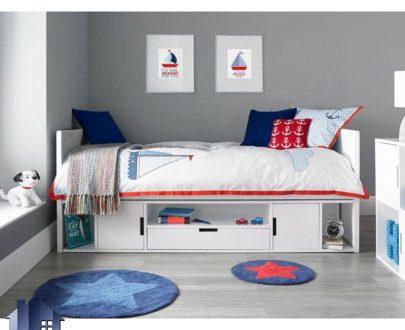 تخت خواب یک نفره SBJ187