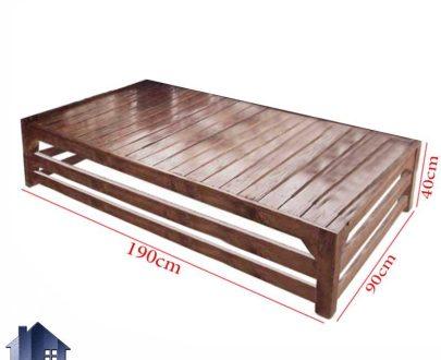 تخت سنتی چهار نفره TrK289
